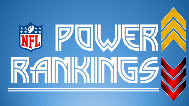 5565d5ec NFL Power Rankings from 32-22 | Pro Sports Extra