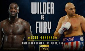 Wilder vs Fury rematch live stream online PPV Fight