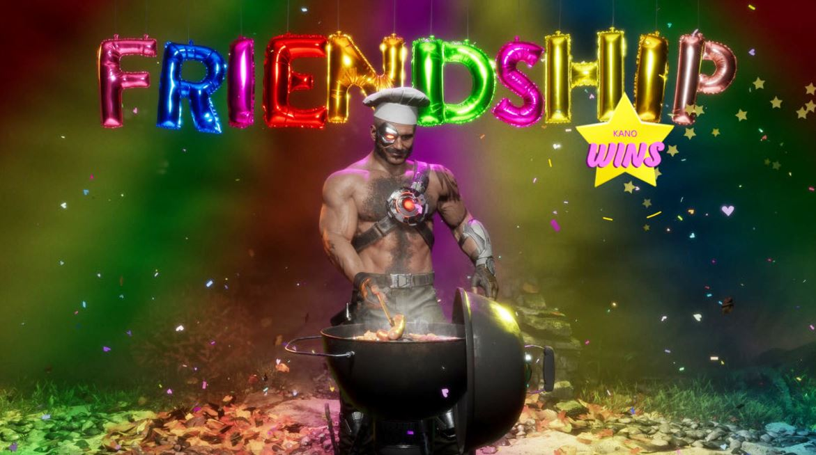 Mortal Kombat 11 Added Friendships And They Re Amazing Mostly