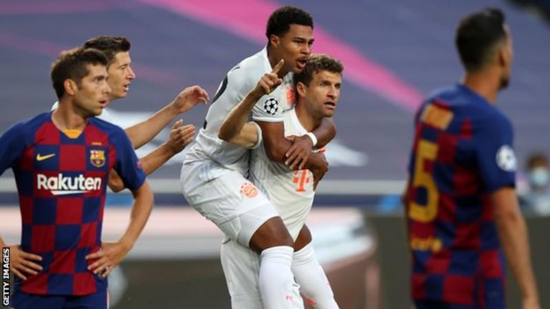 Watch Bayern Munich Vs Lyon Live Stream Uefa Champions League Semi Finals Reddit Online Free Pro Sports Extra