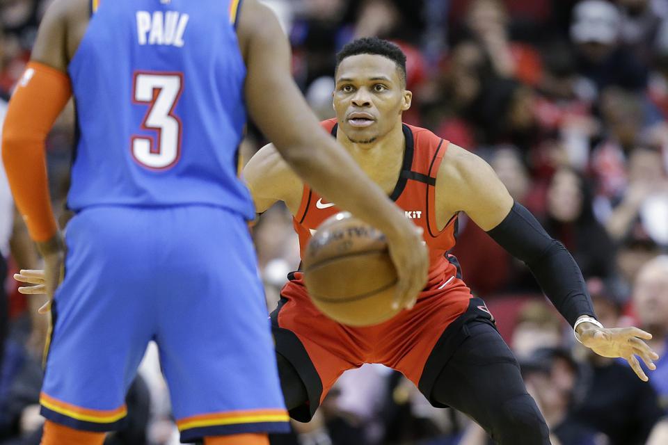 Watch Oklahoma City Thunder vs Houston Rockets live Stream ...