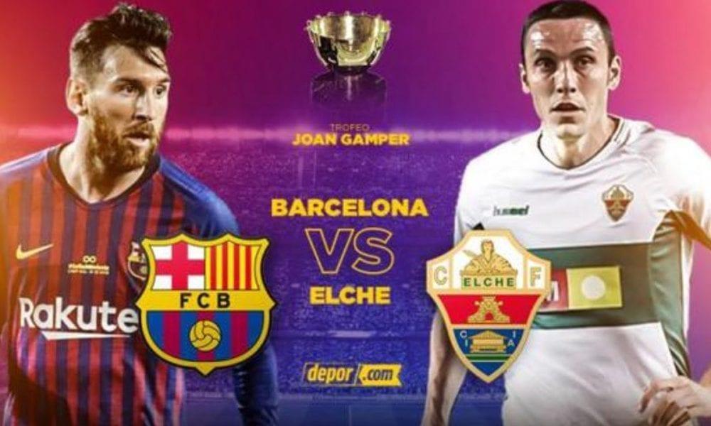 barcelona vs elche - photo #10