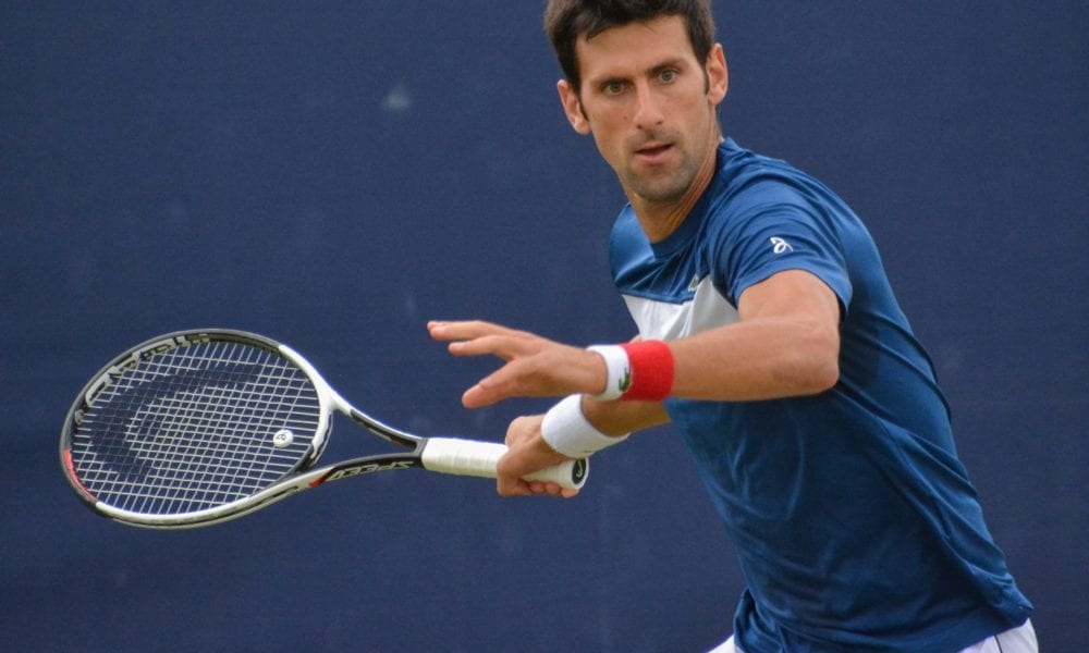 Novak Djokovic Kicked Out Of U S Open For Nailing A Lineswoman In The Throat On Accident Pro Sports Extra