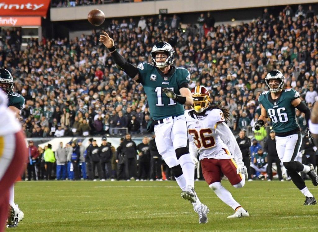 Nfl Philadelphia Eagles Vs Washington Football Live Stream Reddit Game Online Free Pro Sports Extra
