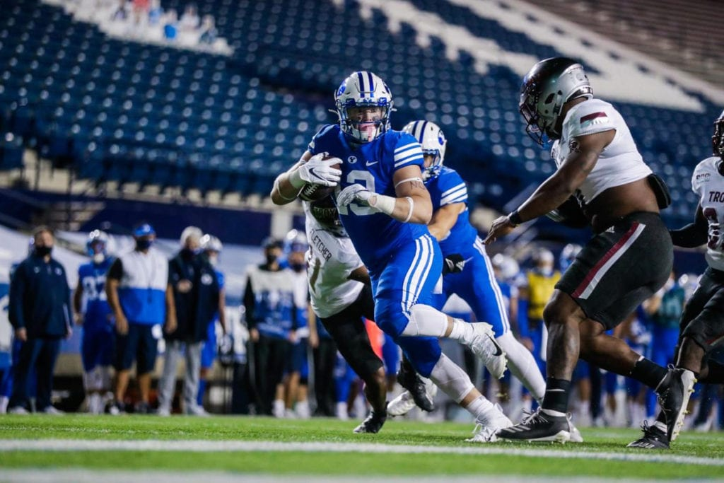 Watch Byu Vs Louisiana Tech Live Streams Reddit Free Ncaa College Football Game Coverage Pro Sports Extra