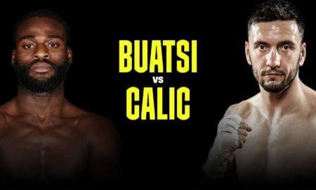 Joshua Buatsi vs Marko Calic