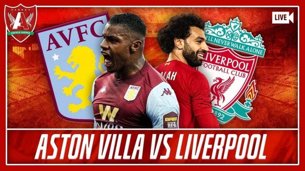 Live Aston Villa Vs Liverpool Live Stream Free Reddit Pro Sports Extra