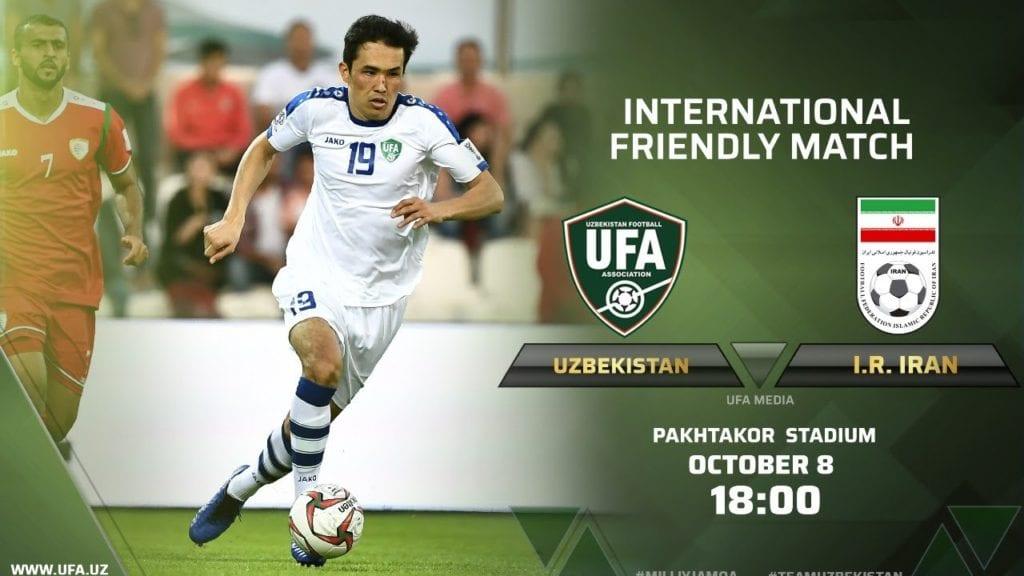 Uzbekistan Vs Iran Live Stream International Friendly 2020 Free Pro Sports Extra